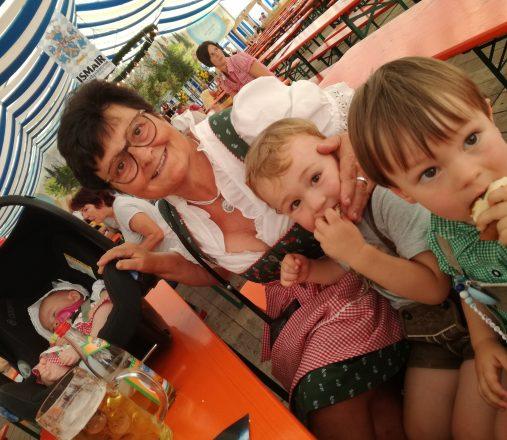 Volksfest in Mengkofen