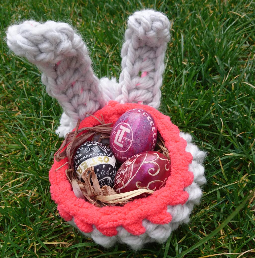 Ostern auch bei Kunststoffteilehersteller