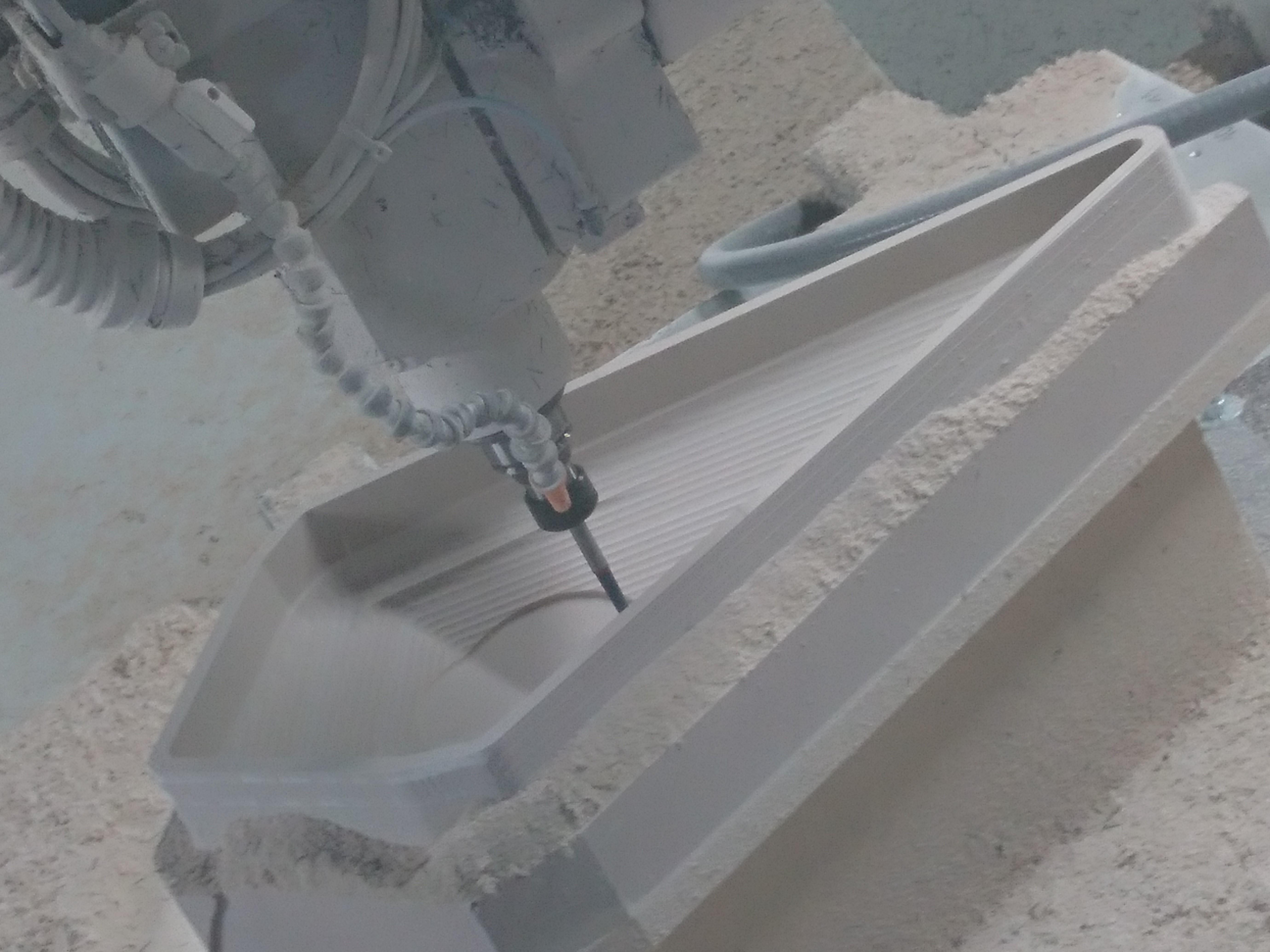 Werkzeugbau - Aufnahmeerstellung für Kunststoffteile