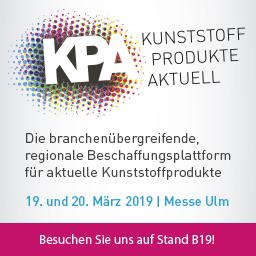 KPA 2020 Vakuumgeformt, Kunststoffformen, Tiefziehen bei Linbrunner Thermoformung